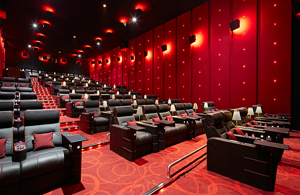 Recliners India Style N999 Installed At Pvr Icon Mumbai